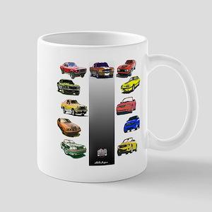 Mustang Gifts Mug