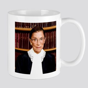 ART Coaster Ruth Bader Stainless Steel Travel Mugs