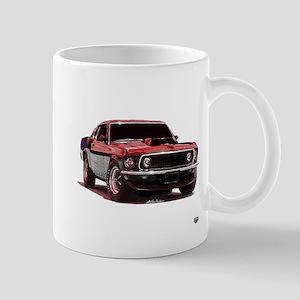 Mustang 1969 Mug
