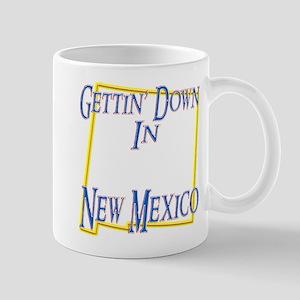 Gettin' Down in NM Mug