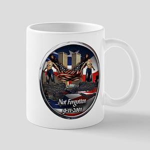 911 NOT FORGOTTEN Mug
