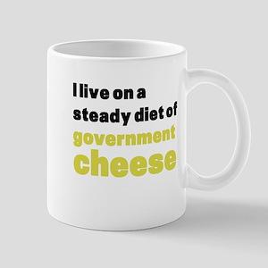 Gov't Cheese Mug