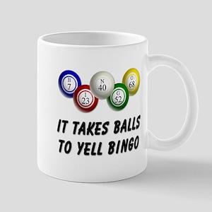 Balls to Bingo Mug