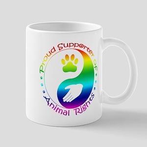 Supporter of Animal Rights Mug