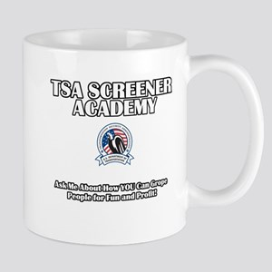 TSA Academy - Groping for Fun Mug