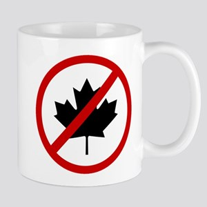 Anti Canadians Mug