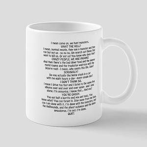 Dean rants Mug