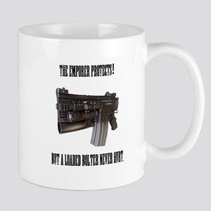 loaded bolter light Mugs