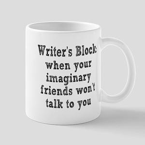 writers-block3 Stainless Steel Travel Mugs