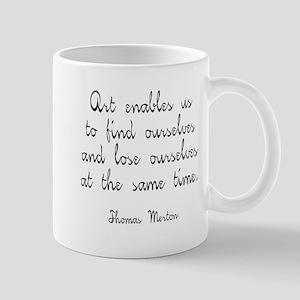 Art Enables Us... Mugs