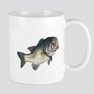 Bass Fisherman Mug