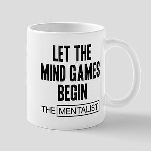 Let The Mind Games Begin Mug