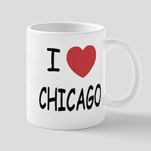 I heart Chicago Mug