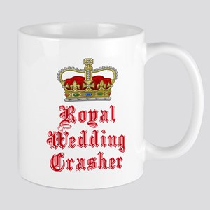 Royal Wedding Crasher Mug
