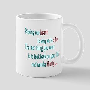 Castle: Risking Our Hearts Mug