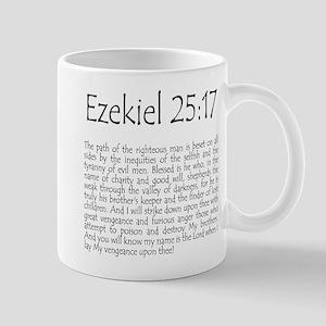 ezekiel2517 quote 11 oz Ceramic Mug