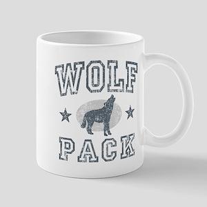 The Wolf Pack Mug