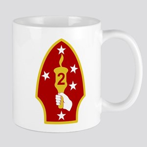 2nd Marine Division Mug