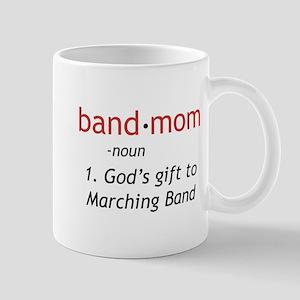 Definition of a Band Mom Mug