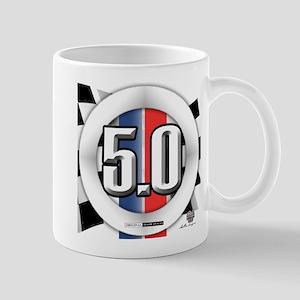 5.0 50 RWB Mug