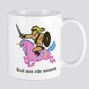 Real Men Mugs