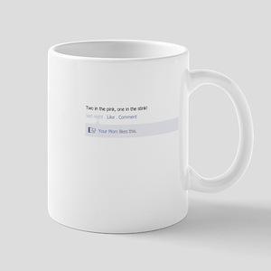 The Shocker - Your Mom! Mug