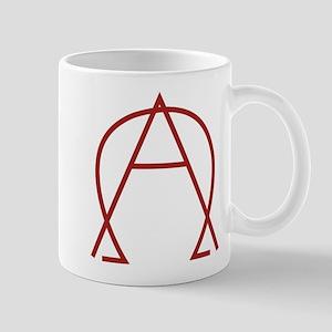 Alpha Omega - Dexter Mug