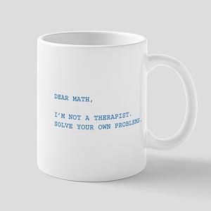 Dear Math Mug