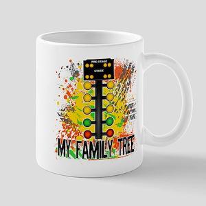 my family tree Stainless Steel Travel Mugs