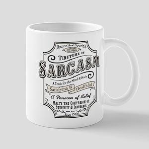 Old Tyme Sarcasm Mug