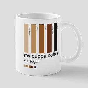 My Cuppa Coffee - 1 Sugar Mug