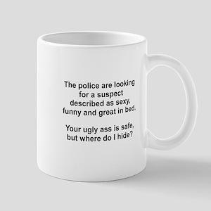Police Suspect Mug