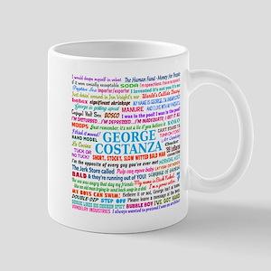 George Costanza Mug