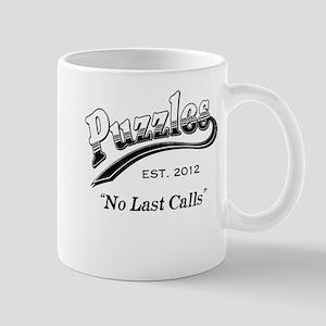 Puzzles Bar Mug