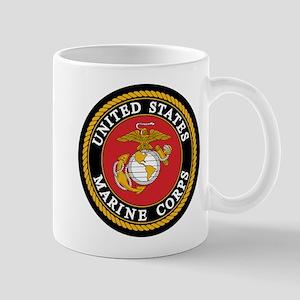 Marine Emblem Mug