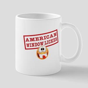 American Window Licker Mug