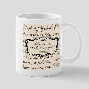 Elizabeth Bennett Mug