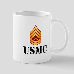 Gunnery Sergeant Mug