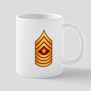 Sergeant Major Mug