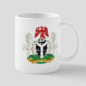 Nigeria designs Mug