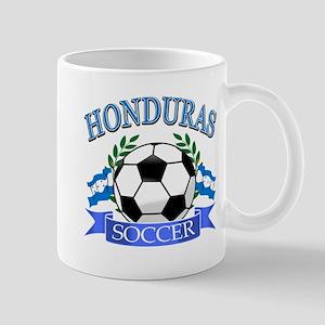 Honduras Soccer designs Mug