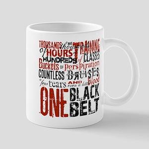 ONE BLACK BELT Mug
