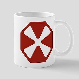 8th Army Emblem Mug