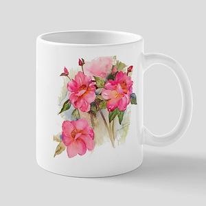 Camellias Flower Mug
