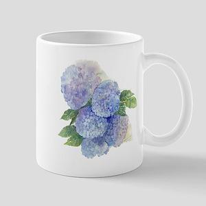 Hydrangeas Flower Mug