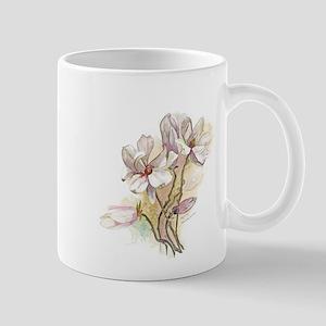 Magnolia Flower Mug