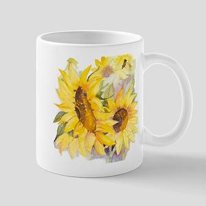 Sunflowers Flower Mug