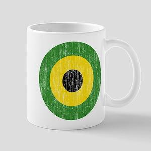Jamaica Roundel Mug