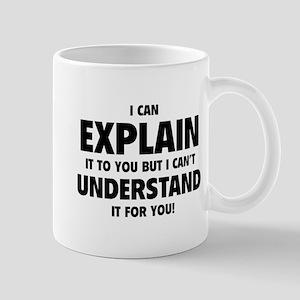 Explain Understand Mug