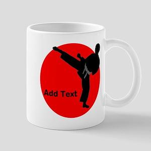 Martial Arts Student Mug